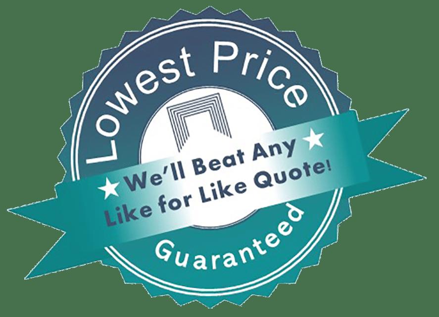 Complete Garage Doors Lowest Price Guarantee