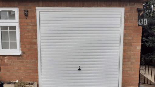 A white Garador Carlton in Spalding