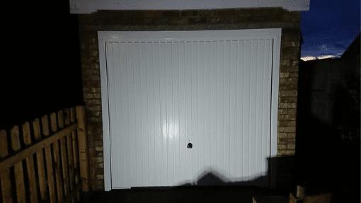 Garador Carlton Garage Door North Wooton Norfolk
