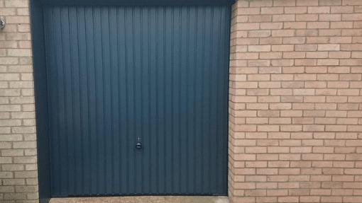 Garador Carlton Garage Door installed in North Wooton