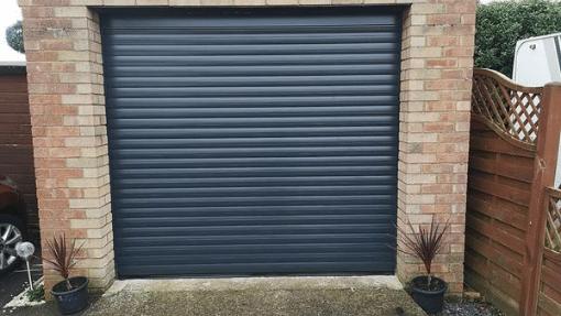 Novoferm Thornby Garage Door Kings Lynn After
