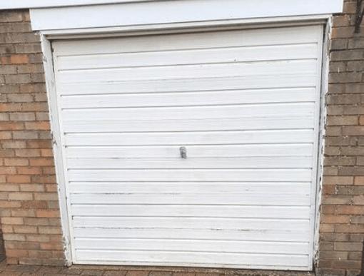 Garage Door Spalding After