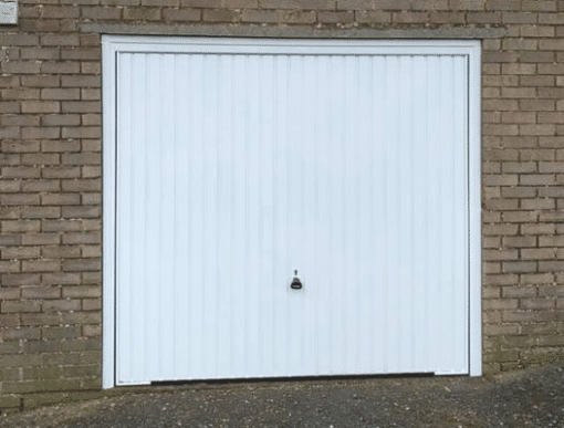 Syderstone Norfolk Garador Garage Door After
