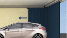sliding garage doors Norfolk