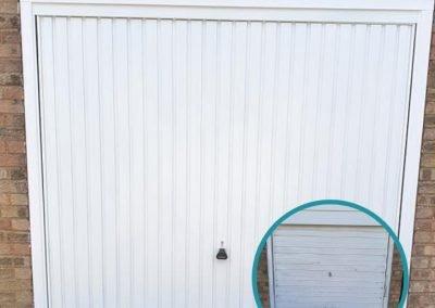 Garador Carlton canopy door - Holbeach Complete Garage Doors Norfolk.