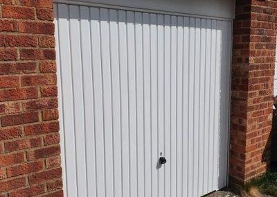 Garador Carlton canopy garage door from only £595.