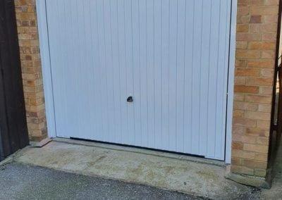 Garador Carlton Garage Door. North Wooton. £595.