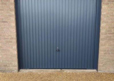 A Garador retractable garage door installed in South Wooton.