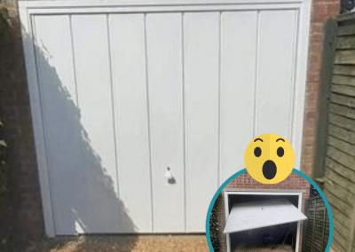 When your garage door is broken, call Complete Garage Doors for speedy replacement