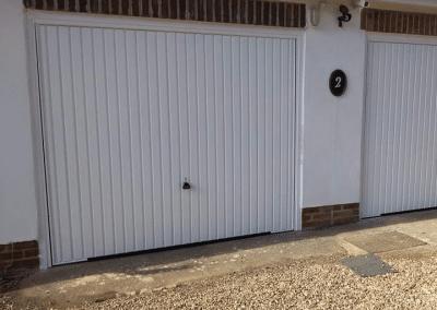 Another pair of Garador Carlton canopy doors installed today in Heacham..